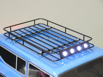 Red Cat Scout ROOF RACK Metal W/ LED Lights