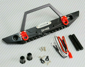 Red Cat GEN 8 Scout Front Metal BUMPER W/ LED Lights