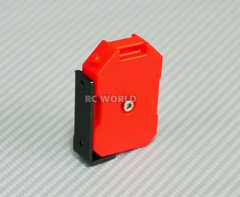 RC 1/10 Scale Accessories FUEL TANK w/ Side Mount Bracket RotoPax