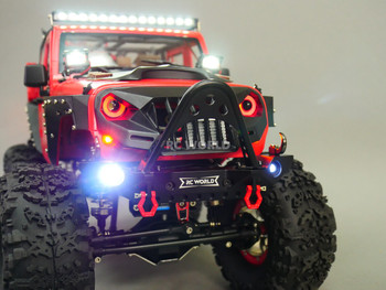 rc Jeep Fury V3 Grill
