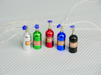 1/10 Scale NOS Nitrous Bottles