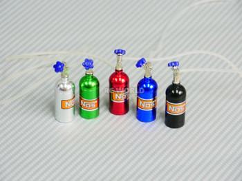 1/10 Scale NOS Nitrous Bottles