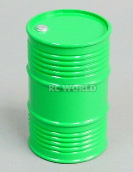 1/10 Plastic Drum Container Green