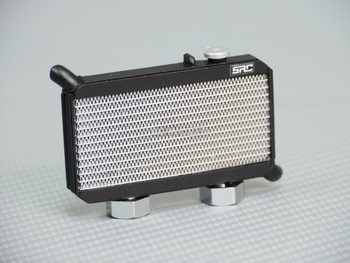 1/10 RC Front RADIATOR Inter Cooler w/ Pipes Low Profile