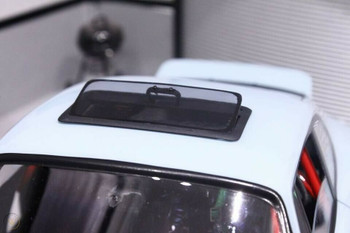 RC Scale SUNROOF w/ Clear Glass Kit Moon Roof