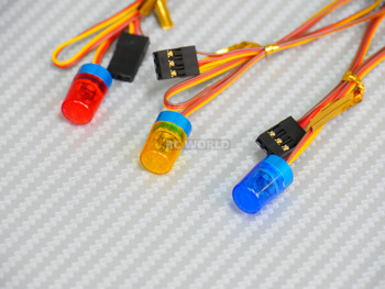 RC police LED Lights
