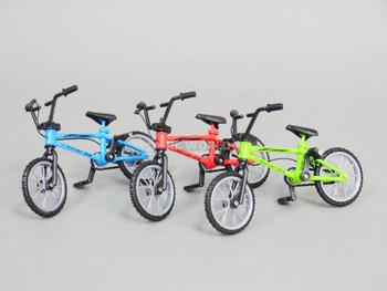1/10 Scale BMX BIKES W/ Moving Parts (3 Bikes)