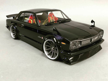 RC Nissan GT-R skyline Fly Wheels 2.2