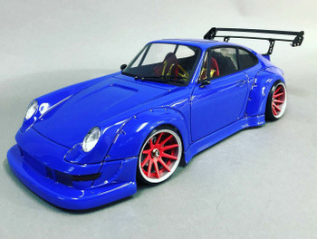 RC Porsche 911 Turbo Fly Wheels 2.2