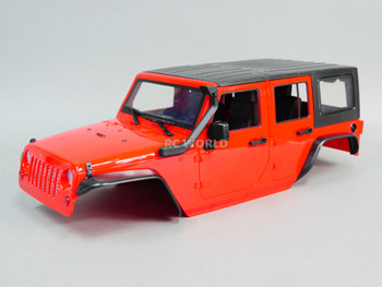 RC 1/10 Scale Jeep Wrangler SNORKEL For Jeep Bodies BLACK Small