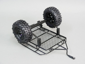 RC Scale 1/10 METAL TRAILER