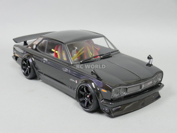 rc drift Nissan skyline gtr