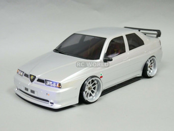 1/10 ALFA ROMEO 155 GTA Body Shell