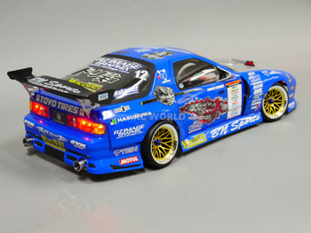 RC 1/10 Drift MAZDA RX7 Toyo Tires