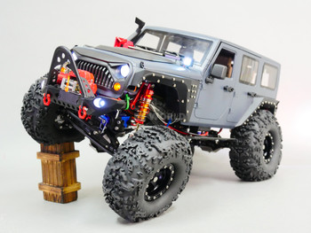 rc custom jeep