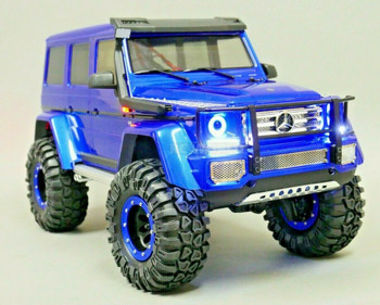 Traxxas Mercedes G500 Upgrades Front Metal Guard