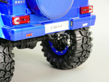 Traxxas Mercedes G500 Upgrades Rear Metal Tow Hitch
