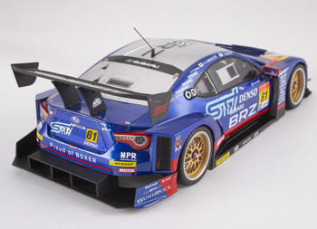 1/10 RC Car BODY Shell SUBARU BRZ R&D Sport