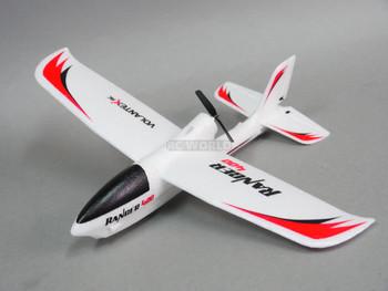 RC Micro Airplane Glider Ranger 400 Electric Trainer Plane Gyro RTF