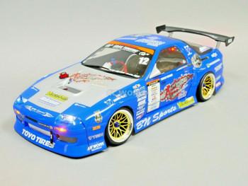 Yokomo drift car Mazda rx7