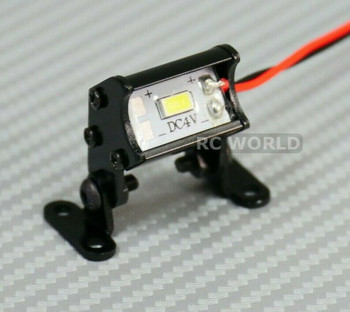 RC Scale Cree MINI Single LED Light Box Metal Housing 1 LED