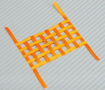 1/10 RC Scale Window Net Mesh Large Orange