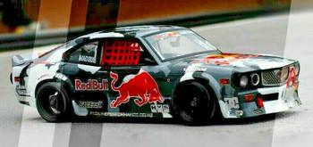 rc drift car window net