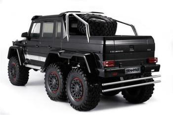 traxxas trx6 g500 wagon