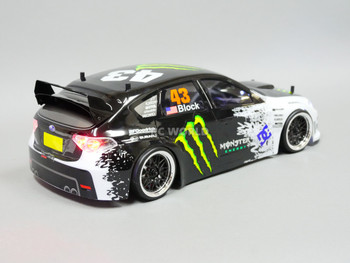 RC 1/10 Drift SUBARU STI Ken Block Drift