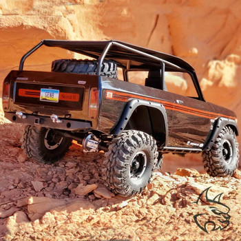 Redcat Gen8 AXE Edition Brushless Rock Crawler