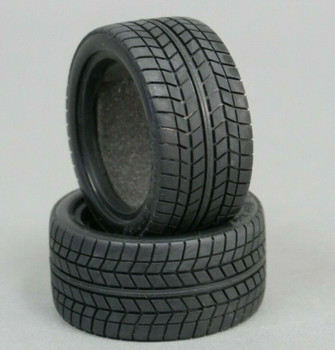 Kawada 1/12 RC Car TIRES Racing Semi Slicks 24MM Tamiya M Chassis #TUM03