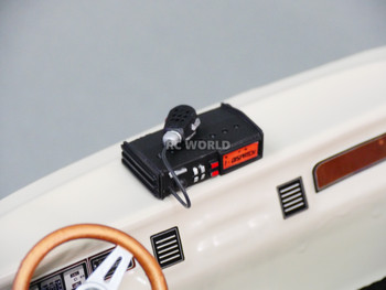 1/10 Scale Accessories CB RADIO Scanner For Interior