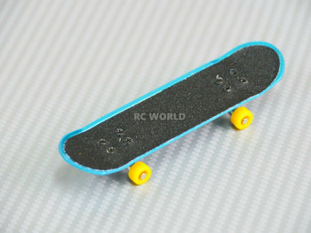 1/10 Scale Accessories Metal SKATEBOARD