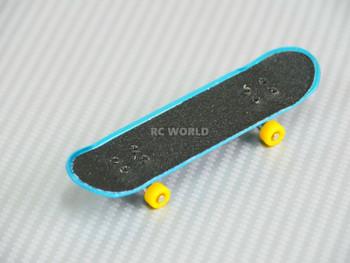 1/10 Scale Accessories Metal SKATEBOARD