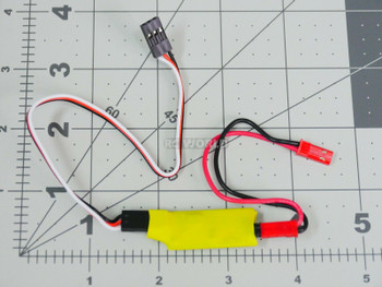 1/10 RC Electronic Switch ON/OFF For LED Light control From Radio