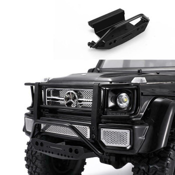 Traxxas Front Bottom BUMPER Guard Winch Tray TRX4 TRX6 Mercedes G500 Black