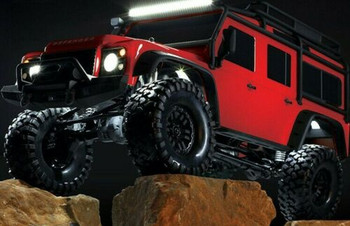 Traxxas TRX-4 Defender LED Light Kit Front + Back
