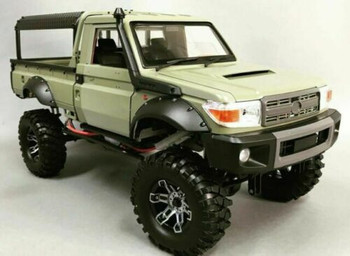 Axial SCX10 REAR SHOCK MOUNT Killer Body Land Cruiser LC70 BODY #48697