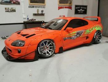1/10 Rear SPOILER Wing  Toyota Supra Turbo Spoiler