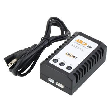 B3 Compact QUICK CHARGER For LIPO 2-3S Balance Plug