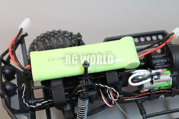8.4V 3300MAH Long 7 Cell Battery Pack w/ Tamiya Plug