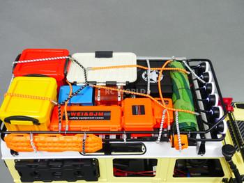 1/10 scale accessories storage box