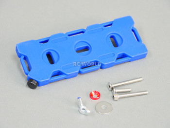 1/10 Scale FUEL TANK Long RotoPax Container BLUE
