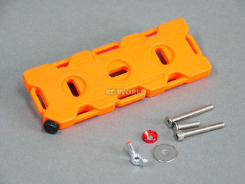 1/10 Scale FUEL TANK Long RotoPax Container ORANGE