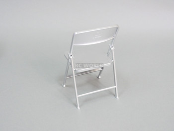 1/6 Scale FOLDING CHAIR BLUE