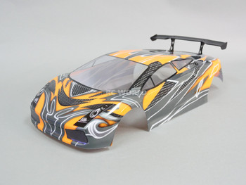 1/10 RC Car Body Shell LAMBORGHINI Gallardo  Finished  200mm