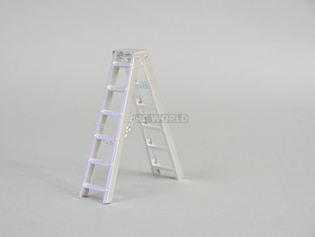 RC Scale Accessories ALUMINUM LADDER 4""