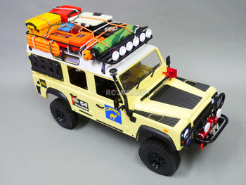 rc4wd defender 110 camel trophy