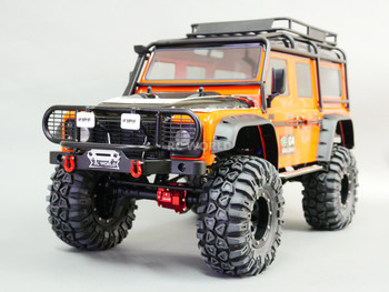 traxxas trx-4 defender upgrades