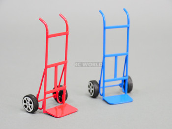 1/10 Scale Accessories DOLLY Scale Garage Dollies